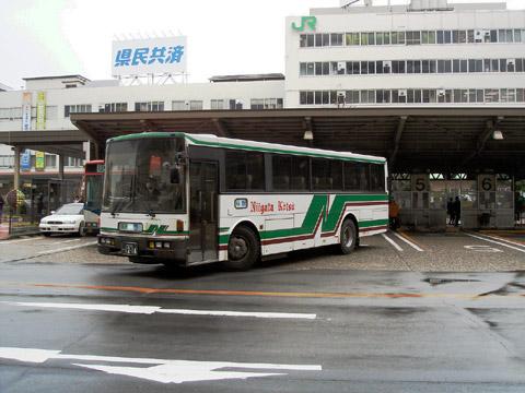 新潟交通キュービック
