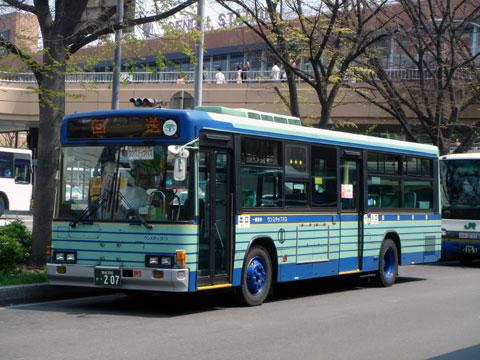 仙台市いすゞワンステ